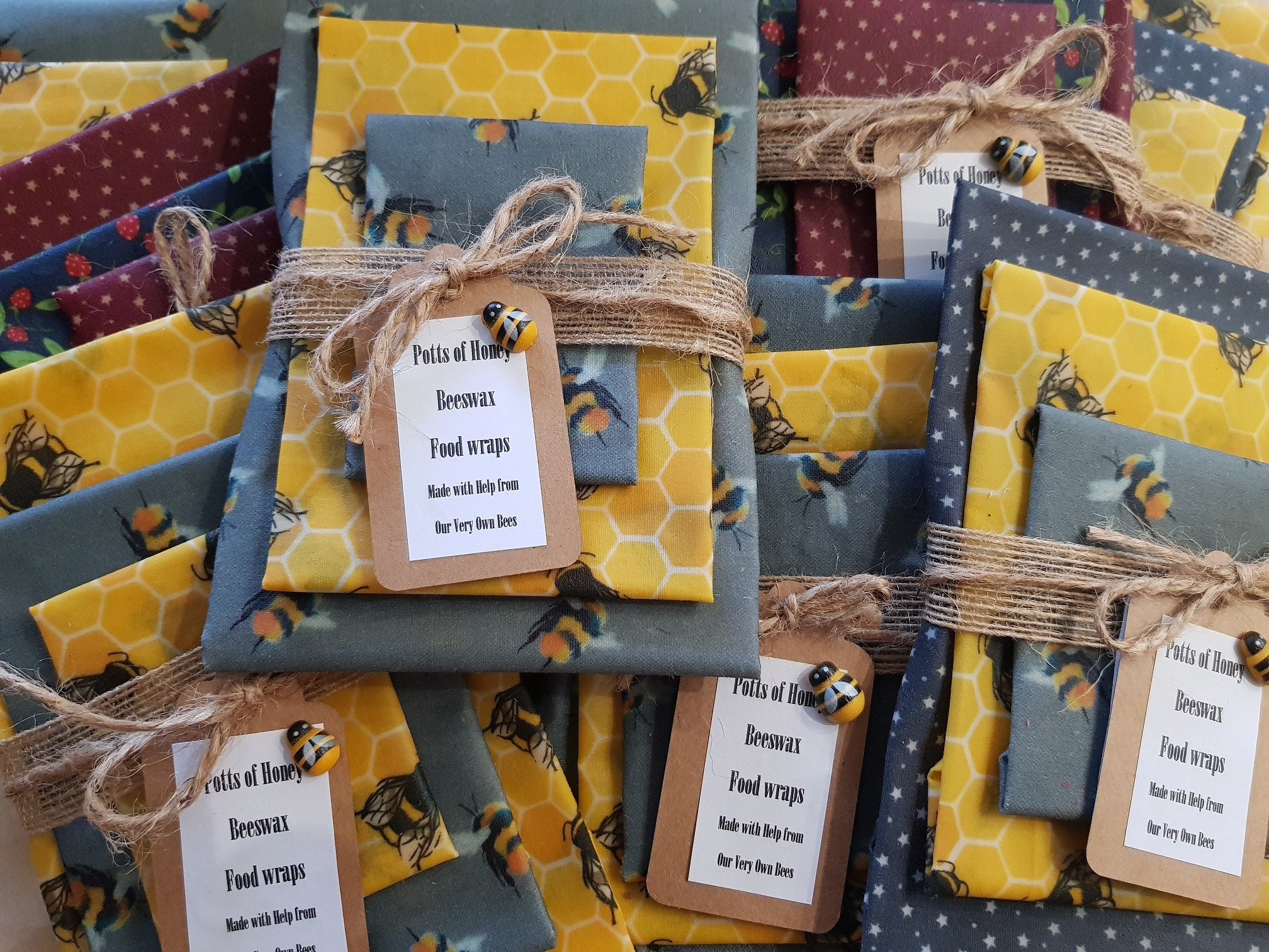 POH – Beeswax Food Wraps #2
