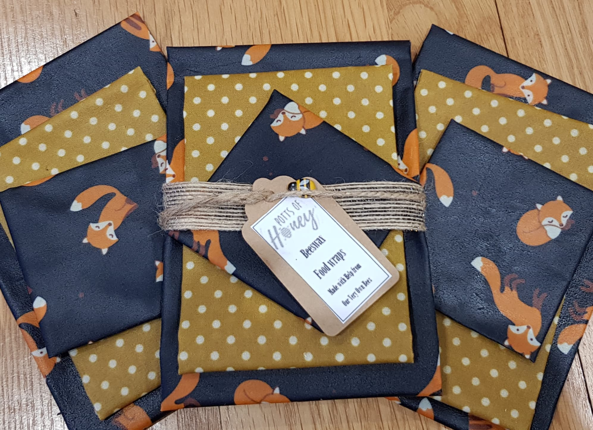 POH – Beeswax Food Wraps #5